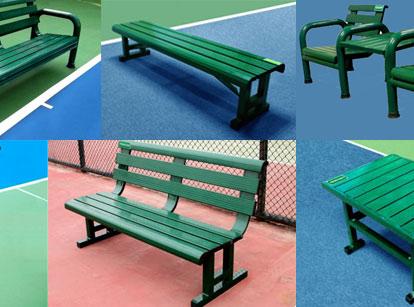 网球场设备