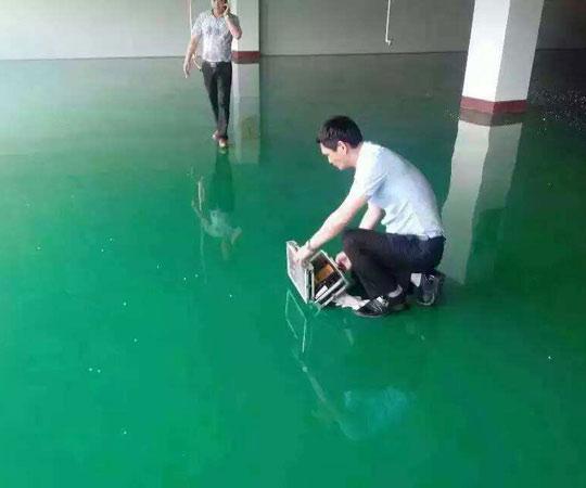 济宁环氧防静电地坪推荐-御工地坪