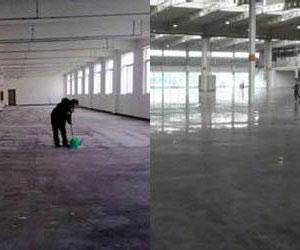 济宁旧地面起砂、起灰翻新地坪推荐-御工地坪