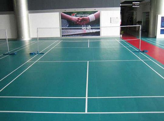 优宝网球场PVC地板