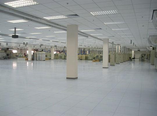优宝PVC防静电地板