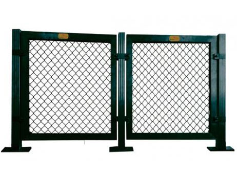 铝合金框架拼装围网