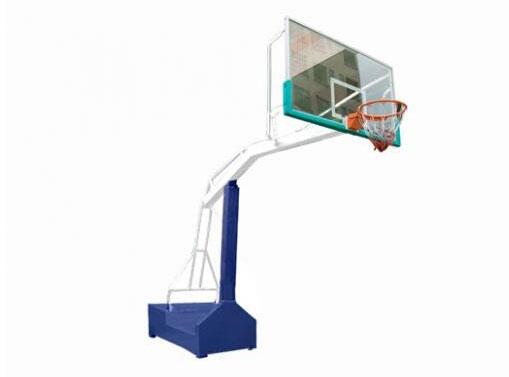 豪华箱式移动篮球架BM-5001