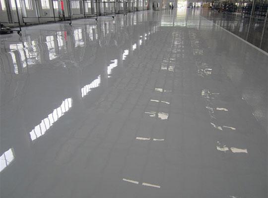 镀锌钢地板-无限重载