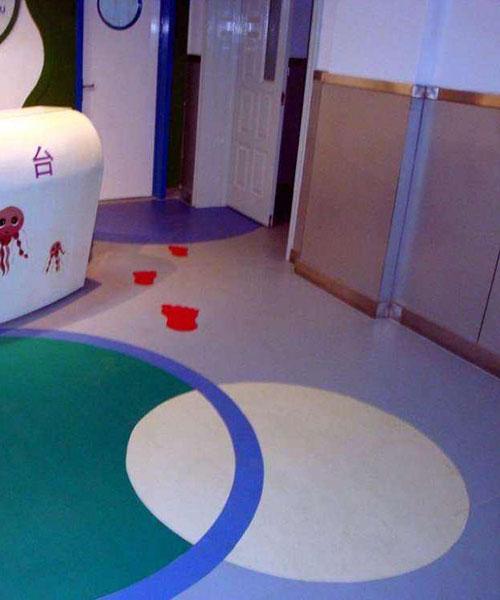 天富PVC地板