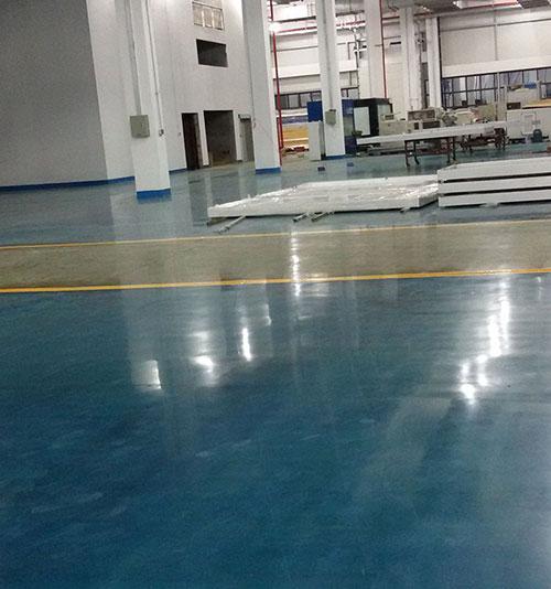 HN002彩色混凝土密封固化剂地坪