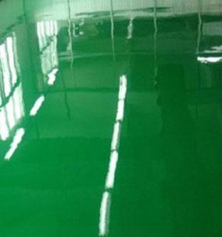 建恒无溶剂环氧树脂自流平地坪