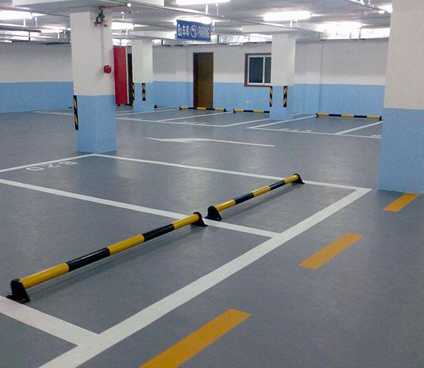 LXP-停车场设施