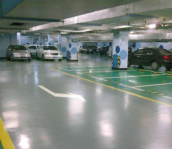 LXP-停车场地坪