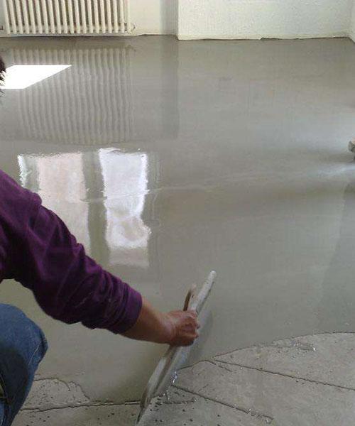 SJL-水泥自流平地坪