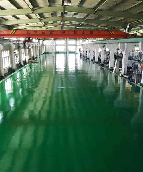SJL-水性聚氨酯地坪