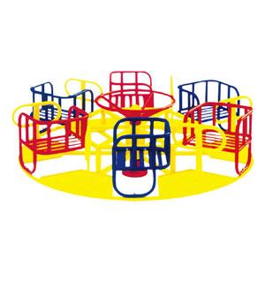儿童转椅TZJ-LJ-137