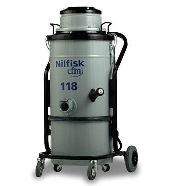 CFM 118工业吸尘器