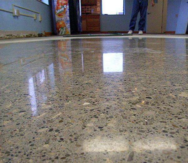 正谦混凝土密封固化剂地坪