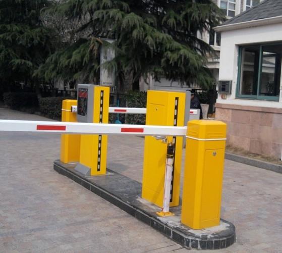 停车系统与道闸
