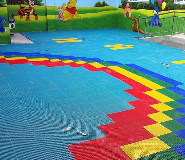 XP-懸浮拼裝球場