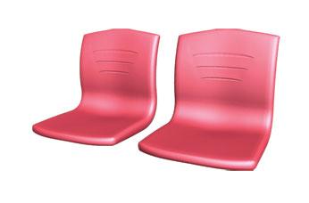 YQ-E001 中空吹塑座椅1