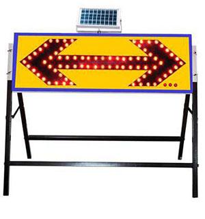 太阳能双箭头灯(1.2米×40)