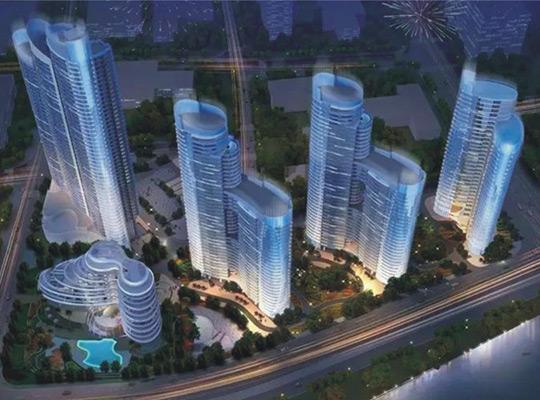 广州洲头咀高级住宅天誉半岛