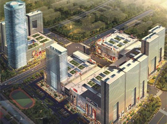 珠江纺织博览中心