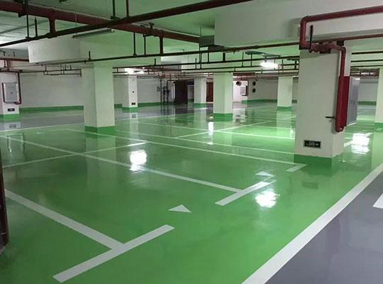 CEMKRETE停车场设计