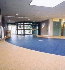 玛贝环氧彩砂装饰地坪