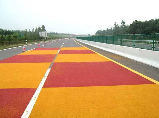 GT-彩色防滑路面