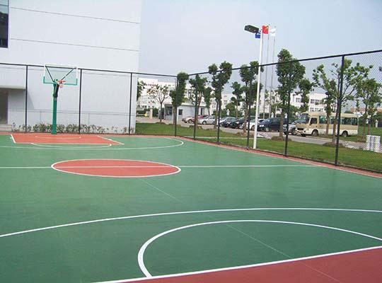 GT-PU球场