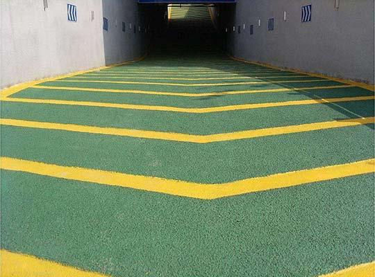 GT-无震动防滑坡道地坪