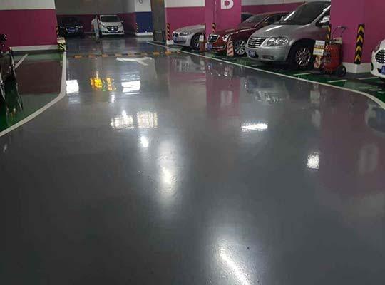 GT-停车场地坪