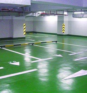 KWEP-02环氧砂浆地坪涂装系统