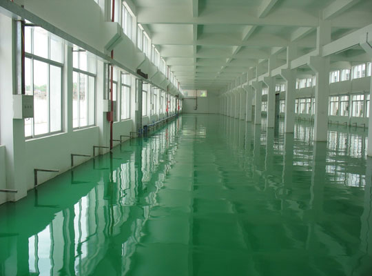 AG亚游集团環氧自流平地坪