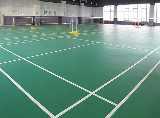 AG亚游集团PVC運動地板