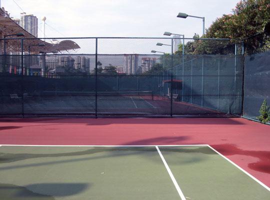 AG亚游集团網球場地坪