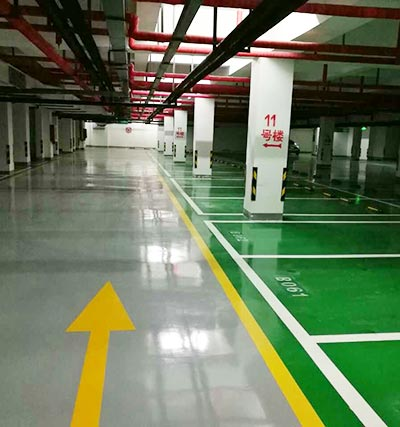 HC-停车场地坪