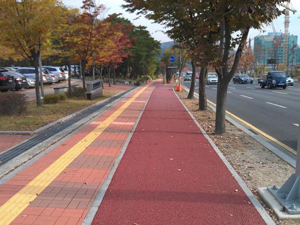 BS-彩色防滑路面