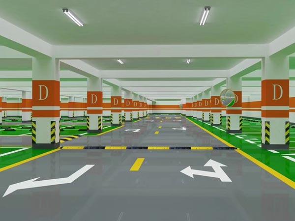 BS-停车场环氧地坪