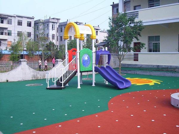 BS-幼儿园EPDM场地