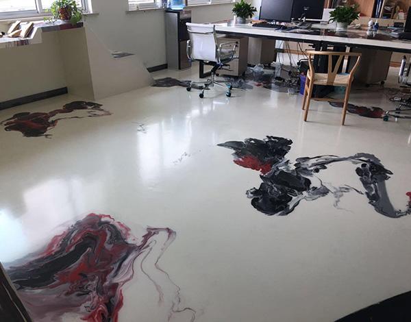 华赫3D艺术地坪