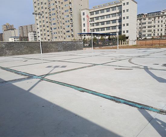 安康市汉阴县农商银行运动场
