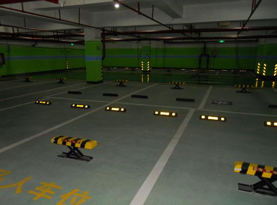 停車場設施都有哪些?