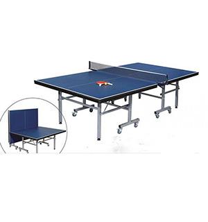 JN-0801室内带轮乒乓球台
