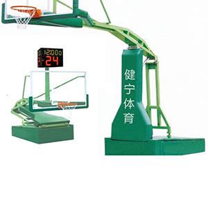 JN0201-24秒电动液压式篮球架