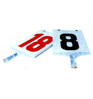 JKTY-1004足球换人牌