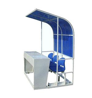 JKTY-1005足球防护棚