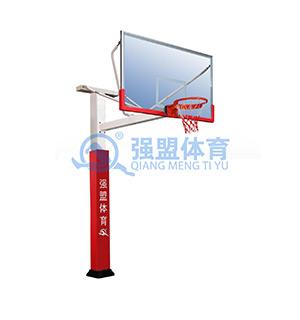 QML-12固定式篮球架
