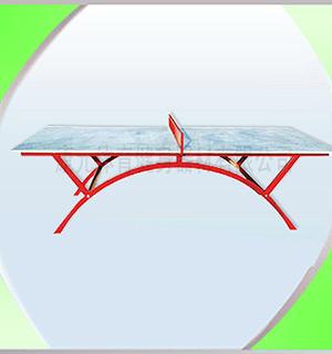 KY-103室外大理石乒乓球台