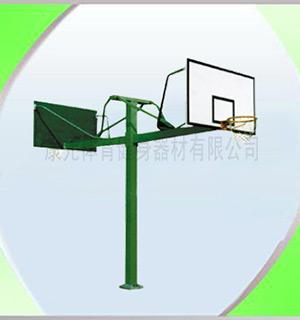 KY-202地埋方管双篮球架