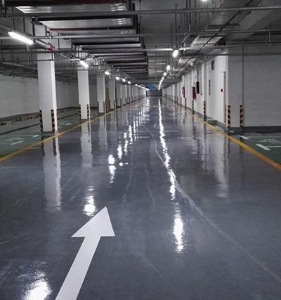 ZM-停车场施工