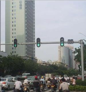 华鹏交通信号控制系统